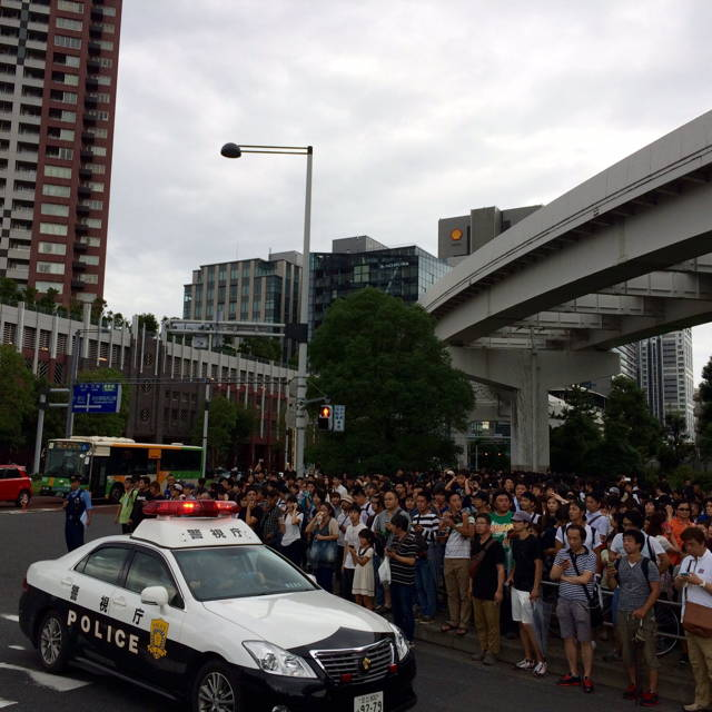 Pokemon GO a cauzat haos in Tokio, a fost nevoie de interventia politiei
