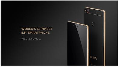 Smartphone-ul de varf Nubia Z11 a fost anuntat