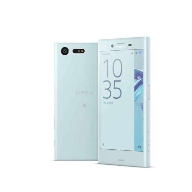 Sony Xperia X Compact este oficial
