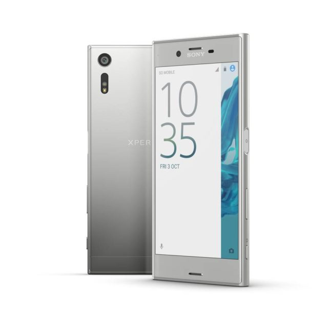 Sony Xperia XZ a fost anuntat oficial