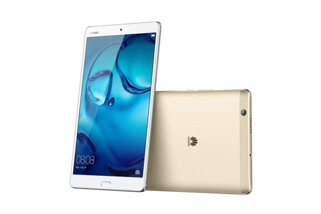 Tableta Huawei MediaPad M3 a fost anuntata