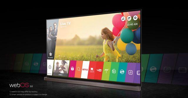 Televizorul 4K OLED de 77 inch al LG are un pret socant