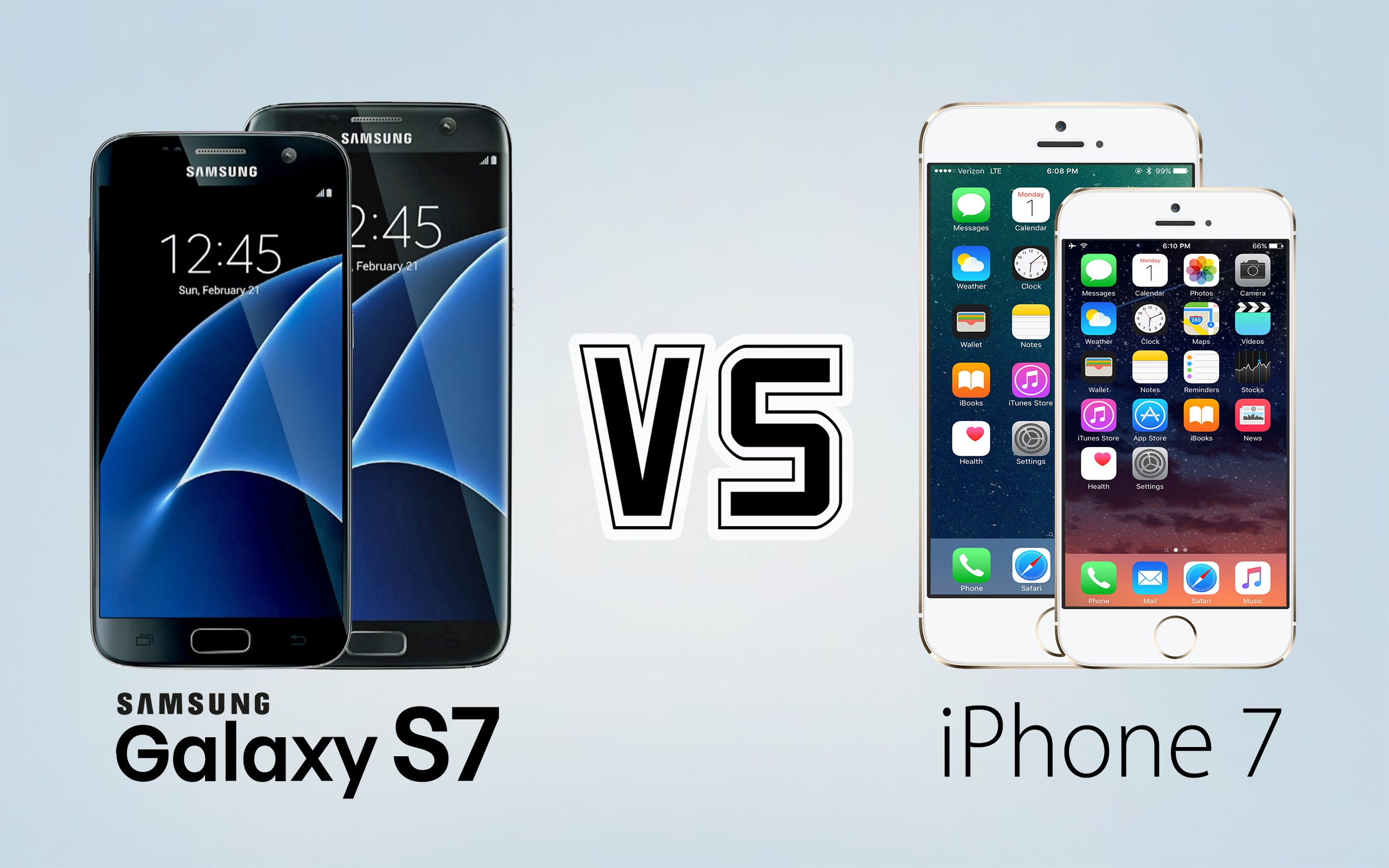 VIDEO: iPhone 7 VS Galaxy S7 intr-un test de supravietuire subacvatica