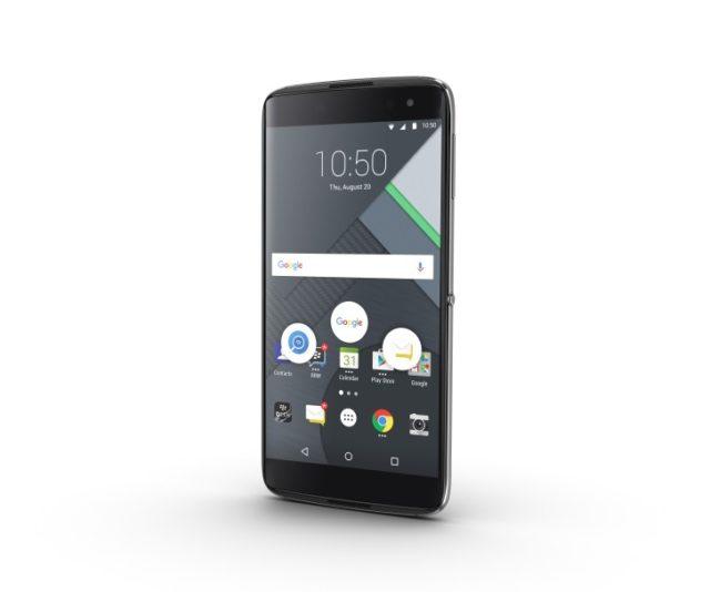 BlackBerry DTEK60 a fost anuntat oficial - specificatii si pret