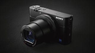 Este Sony RX100 Mark V camera compacta suprema