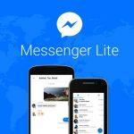 Facebook lanseaza Messenger Lite pentru pietele cu internet lent