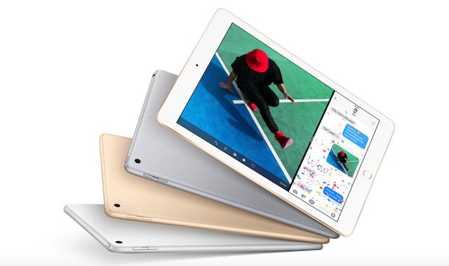 Noul iPad de 9,7 inch al Apple este diferit fata de iPad Air 2