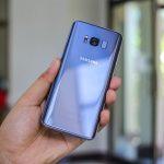 Recunoasterea faciala a lui Galaxy S8 este, se pare, numai pentru distractie