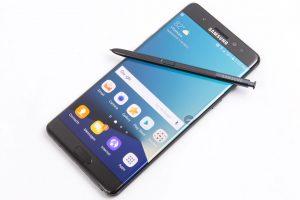 Samsung Galaxy Note 7 revine