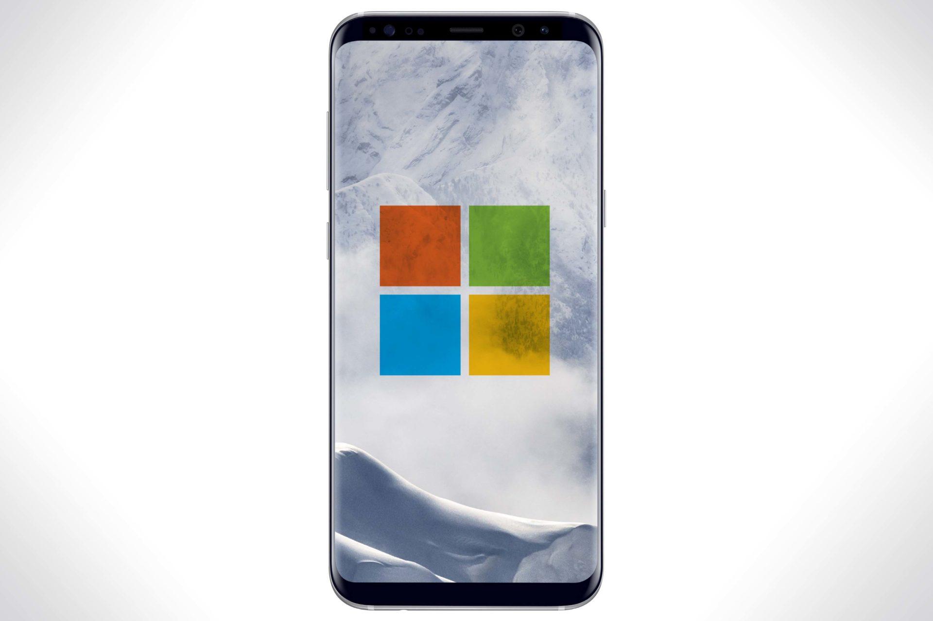 Samsung Galaxy S8 Microsoft Edition a fost anuntat