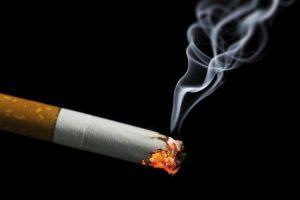 Vorbesti despre legea antifumat, esti un fumator inrait