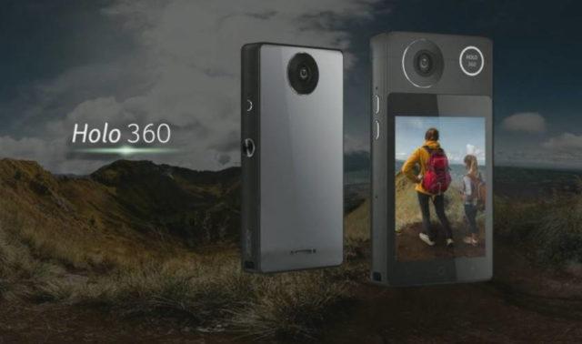 Acer dezvaluie camera de realitate virtuala Holo 360 care este si telefon