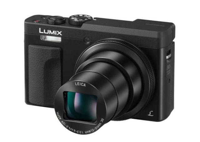 Camera digitala compacta Panasonic LUMIX DC-ZS70 a fost lansata