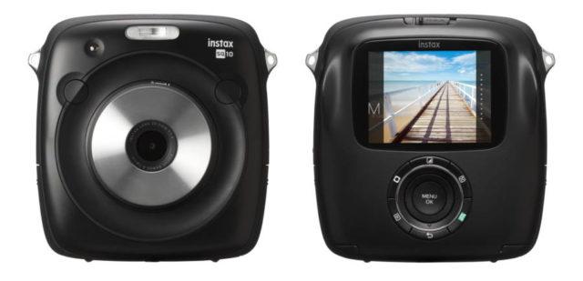 Camera hibrida Fujifilm Instax SQUARE SQ10 a fost lansata - specificatii si pret