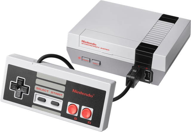 Cat de multe unitati NES Classic Edition s-au vandut pana acum