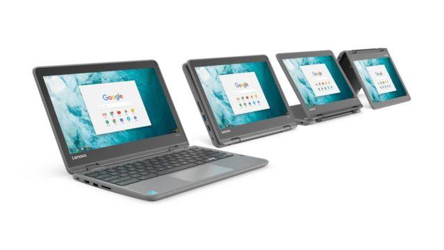 Chromebook-ul Lenovo Flex 11 a fost anuntat - specificatii si pret