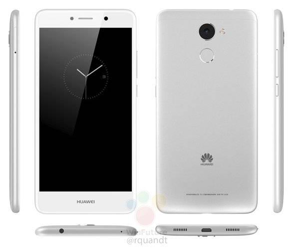 Huawei Enjoy 7 Plus a fost dezvaluit cu o baterie de 4000mAh