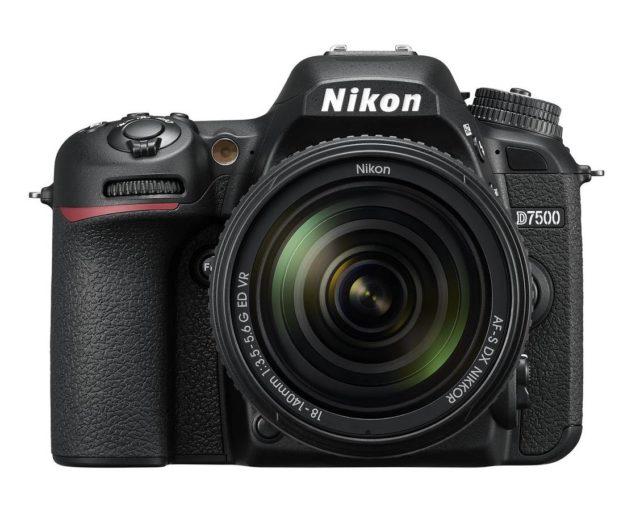 Nikon D7500 a fost oficial lansata