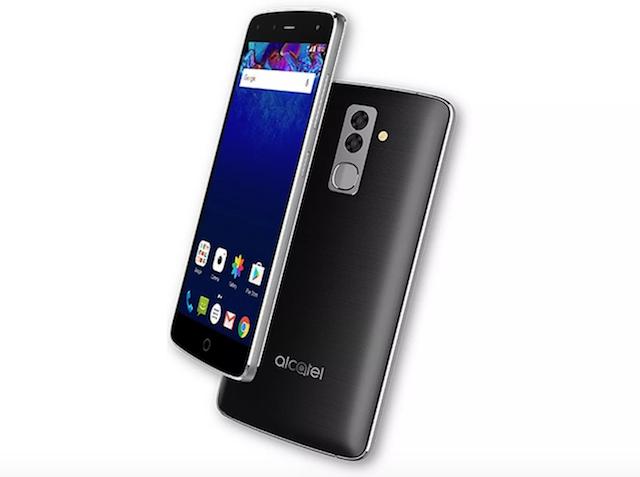 Smartphone-ul Alcatel Flash are patru camere