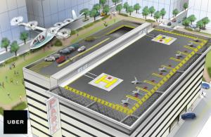 Uber doreste testarea unei masini zburatoare pana in 2020