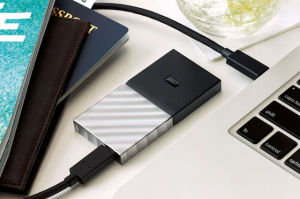 Western Digital lanseaza primul lor SSD portabil
