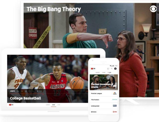 YouTube TV a fost lansat oficial