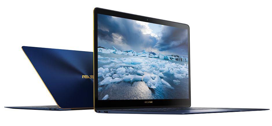 ASUS ZenBook 3 Deluxe este o alternativa mai puternica, dar mai costisitoare, a lui Surface Laptop