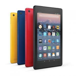 Amazon lanseaza noi tablete Fire