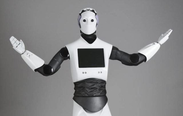 Dubai isi doreste politisti roboti in proportie de 25% pana in 2030