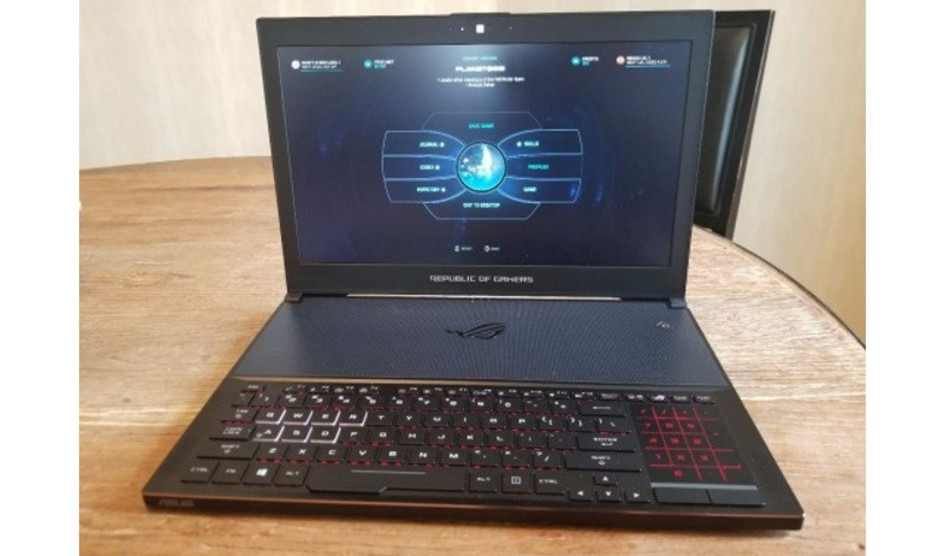 Laptopul ASUS ROG Zephyrus are performanta de gaming de top intr-un corp slim