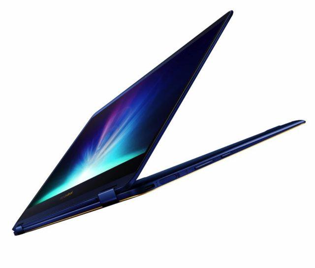 Laptopul convertibil ASUS ZenBook Flip S a fost dezvaluit - are un procesor tactat la 3,5GHz