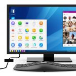 Microsoft Lumia 950 functioneaza se pare cu Samsung DeX si se poate transforma intr-un calculator desktop