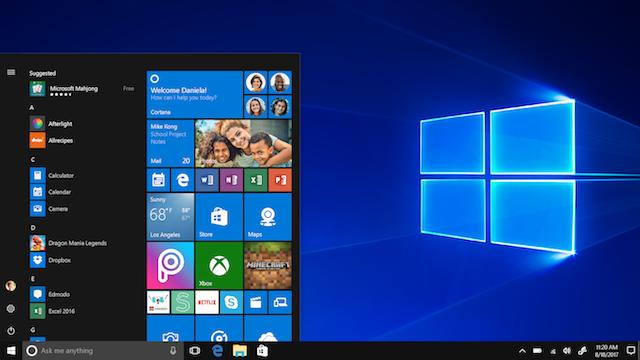 Microsoft lanseaza Windows 10 S pentru a concura cu Chrome OS