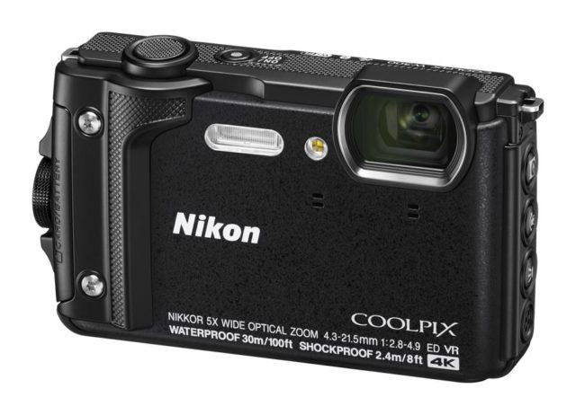 Nikon dezvaluie camera compacta si rezistenta Coolpix W300 - conditiile brutale in care poate rezista