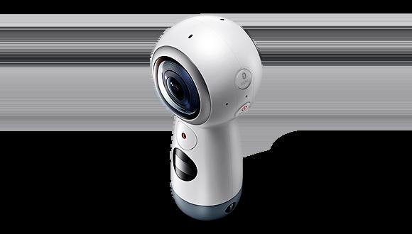 Noua camera VR Samsung Gear 360 care filmeaza la 360 de grade este disponibila pentru achizitionare