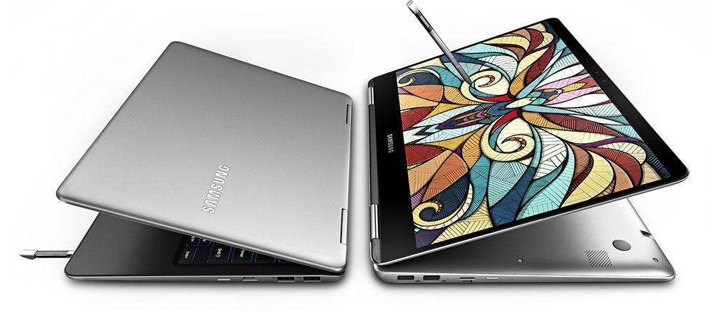 Noul laptop Samsung Notebook 9 Pro integreaza un stylus in carcasa