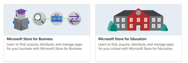 Numele Windows Store ar putea fi schimbat in Microsoft Store in Windows 10
