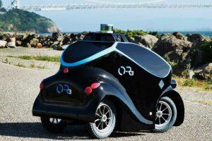 O companie din Singapore creeaza un robot de securitate cu o drona incorporata