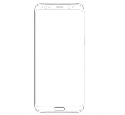 Samsung Galaxy S8 ar fi putut avea un buton fizic home