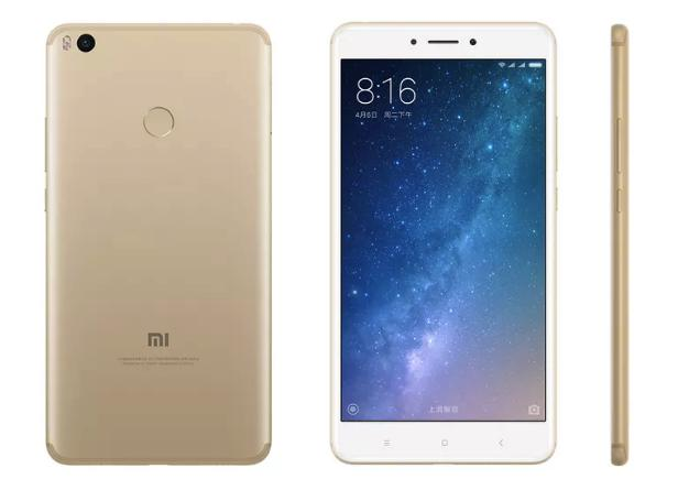 Smartphone-ul Xiaomi Mi Max 2 a fost anuntat - specificatii si pret