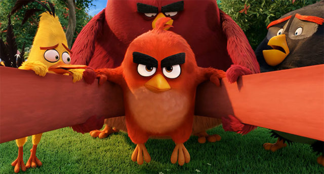The Angry Birds Movie 2 a fost anuntat