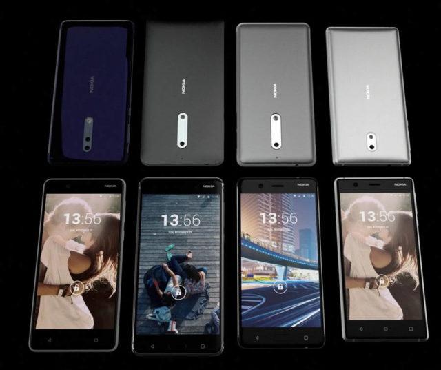 Un posibil smartphone de varf Android Nokia 8 9 a fost reperat intr-un clip video