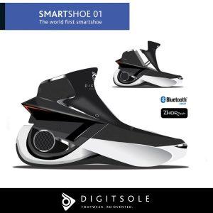 Adidasii inteligenti Smartshoe ai Digisole sunt supertehnologizati si te vor da pe spate