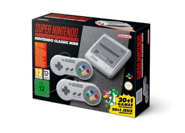 """Bisnitarii de pe eBay deja au """"ridicat cu cricul"""" pretul consolei de jocuri SNES Classic Edition"""