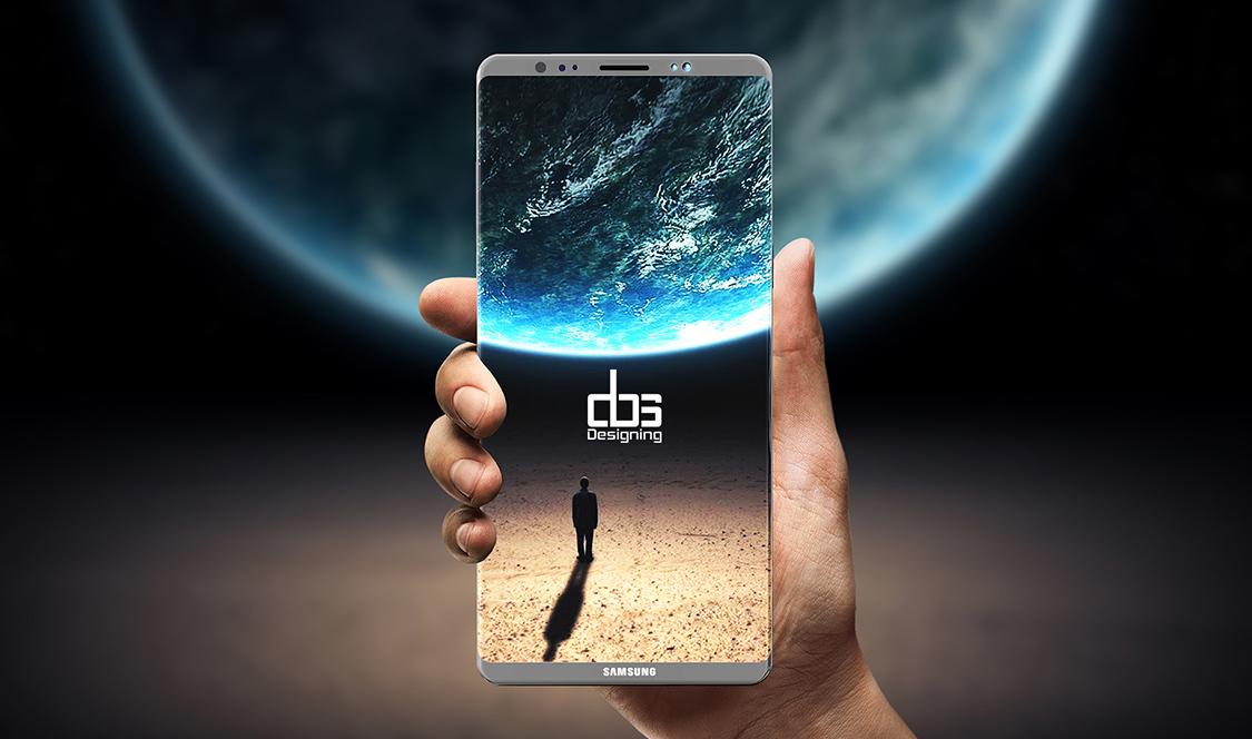 Camera duala a lui Galaxy Note 8 va fi mai buna decat restul