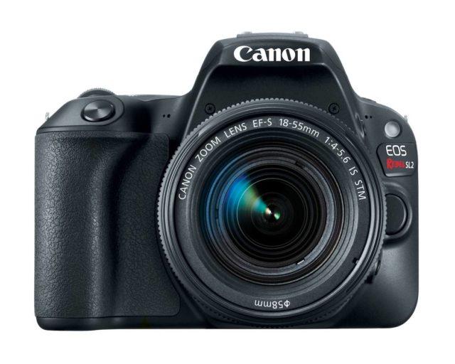 Canon EOS Rebel SL2 - data de lansare, pret si specificatii
