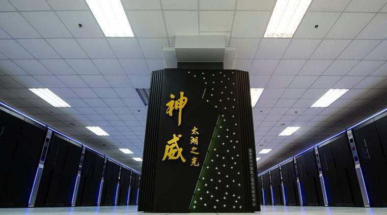 China depaseste Statele Unite intr-un clasament al supercomputerelor