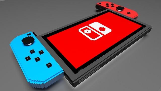 Cineva a scapat consola de jocuri Nintendo Switch de la 300 de metri