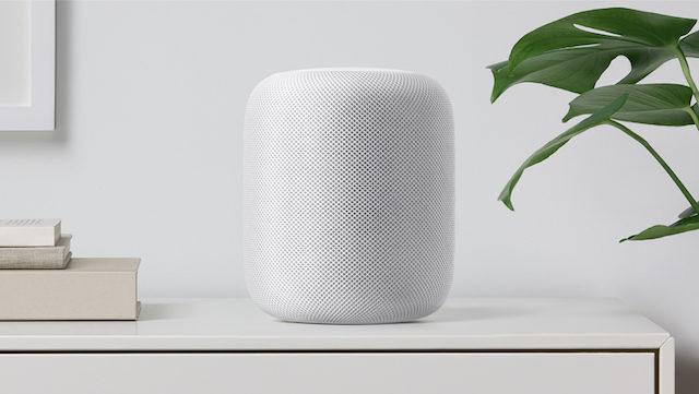 Difuzorul Apple HomePod are acces la 40 de milioane de melodii si promite p calitate a sunetului uimitoare