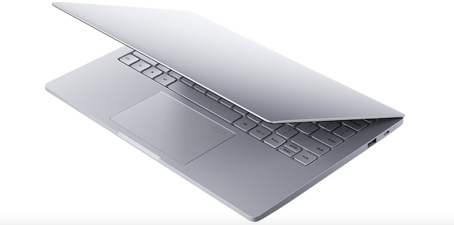 Noul laptop Xiaomi Mi Notebook Air 13 integreaza un cititor de amprente - specificatii si pret